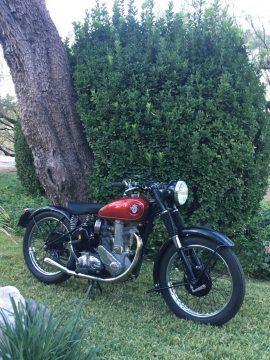 1946 BSA B31 with 500cc for sale