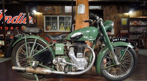 1953 Royal Enfield Military for sale