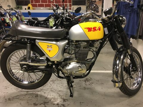 1967 BSA Victor 441 Roadster for sale