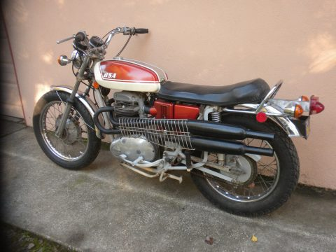 1971 BSA A65FS Firebird Scrambler for sale