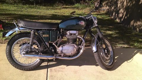 1971 BSA Thunderbolt 650 for sale