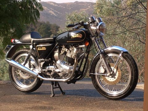 1972 Norton 750 Combat Commando for sale