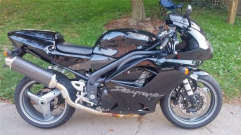 2006 Triumph Daytona for sale