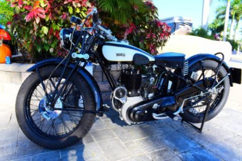 RARE 1932 Norton Norton BIG FOUR 633CC for sale