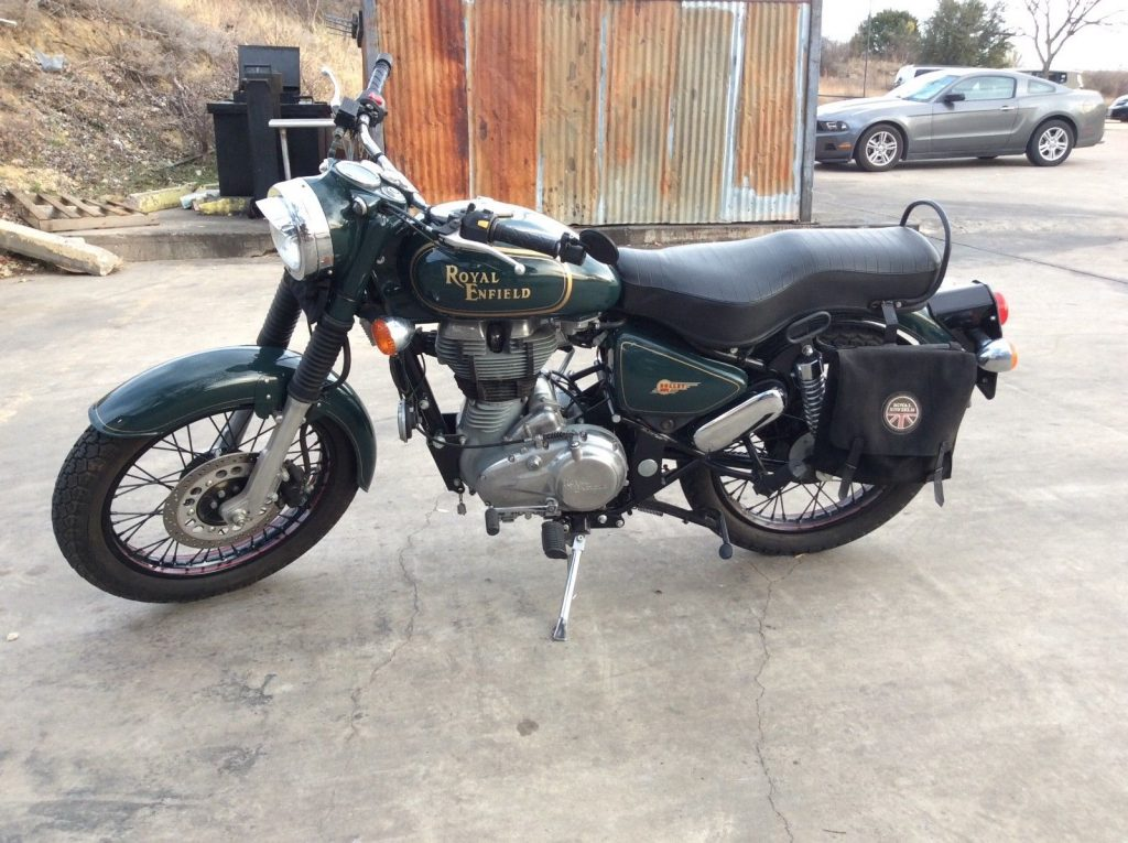 2012 Royal Enfield Bullet – Good used condition
