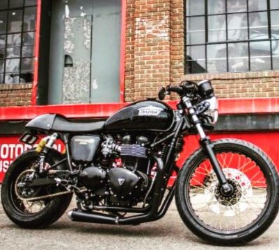 2013 Triumph Thruxton – show bike for sale