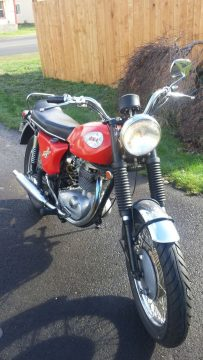 NICE 1968 BSA Shooting star for sale