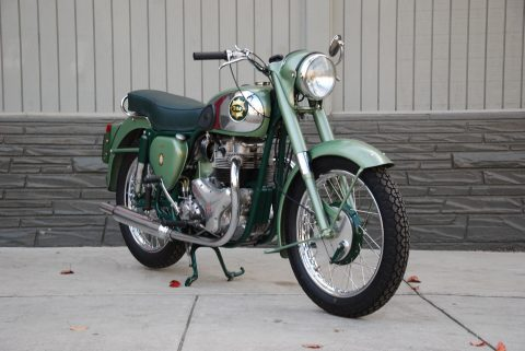 1955 BSA A7SS Shooting Star – runs perfectly! for sale