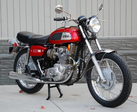 1971 BSA A75 750cc Rocket 3 – excellent restoration for sale