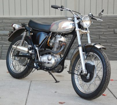 1971 BSA B50MX – runs perfectly and FAST! for sale