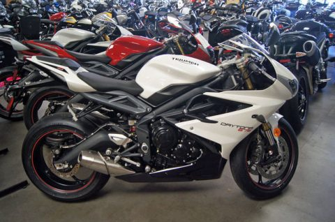 GREAT 2016 Triumph Daytona for sale