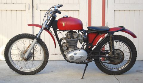 NICE 1969 BSA B441 Victor Trials Special for sale