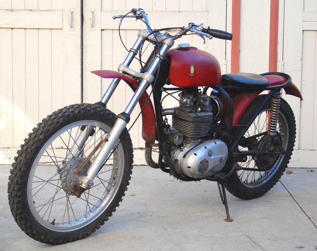 NICE 1969 BSA B441 Victor Trials Special