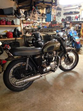 NICE 1970 Triumph Tiger for sale