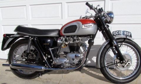 BEAUTIFUL 1969 Triumph Bonneville for sale
