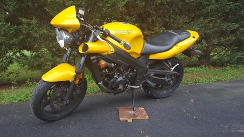 GREAT 2005 Triumph for sale