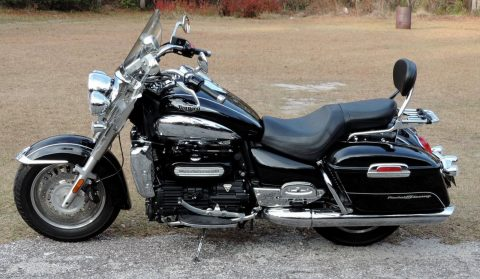 GREAT 2008 Triumph Rocket 111 TOURING for sale