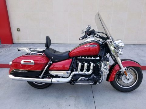 GREAT 2015 Triumph Rocket III for sale