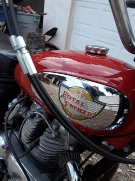 1966 Royal Enfield Intercepter for sale