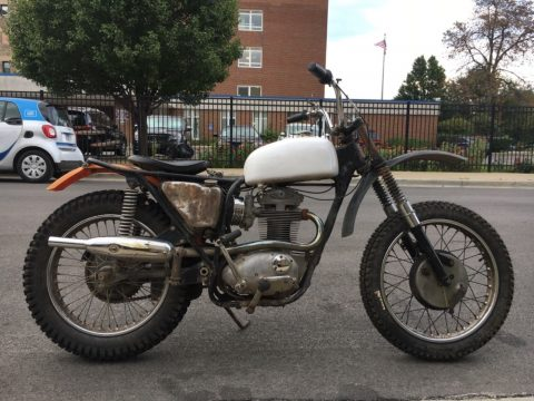 1970 BSA 441 Victor Special Dirt for sale