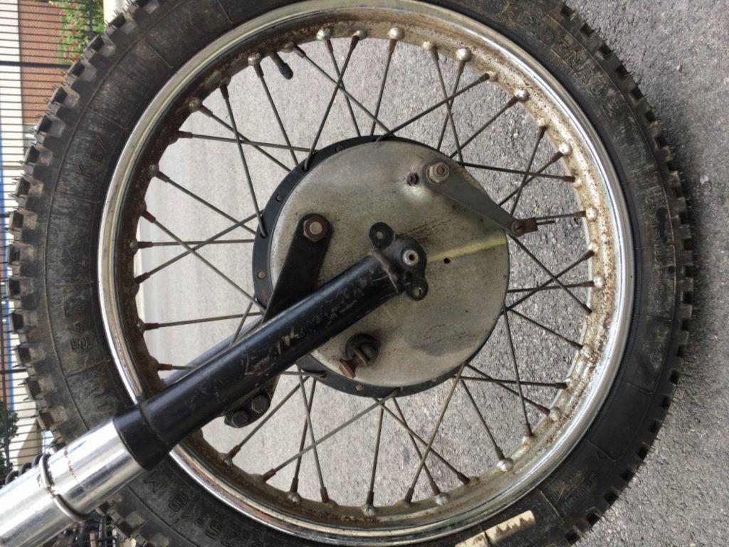 1970 BSA 441 Victor Special Dirt