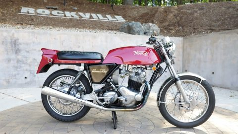 1970 Norton Commando Roadster 750, One Original Owner, 1st Place Winner for sale