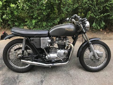 1971 Triumph TR6R Tiger for sale
