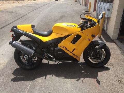 1995 Triumph Daytona Super III Cosworth, 8000 Miles for sale