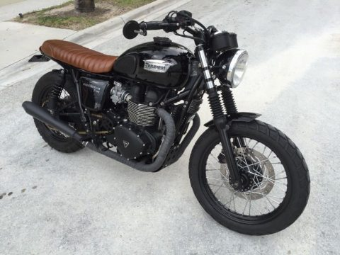 2014 Triumph Bonneville T100 for sale