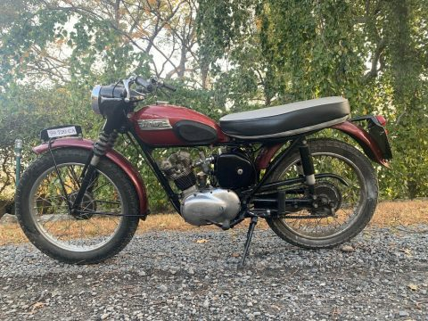 1959 Triumph Cub Competition A for sale
