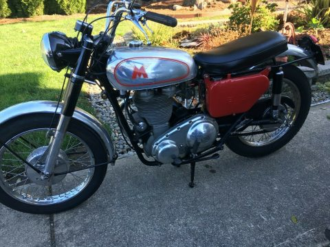 1961 Norton Matchless G80CS for sale