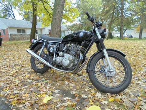 1975 Triumph Trident T160 Vintage cafe custom for sale